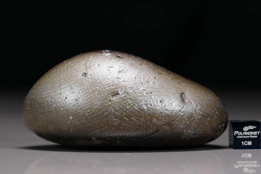 """Meteorytowy """"ziemniak"""" z Adrar w Algierii"""